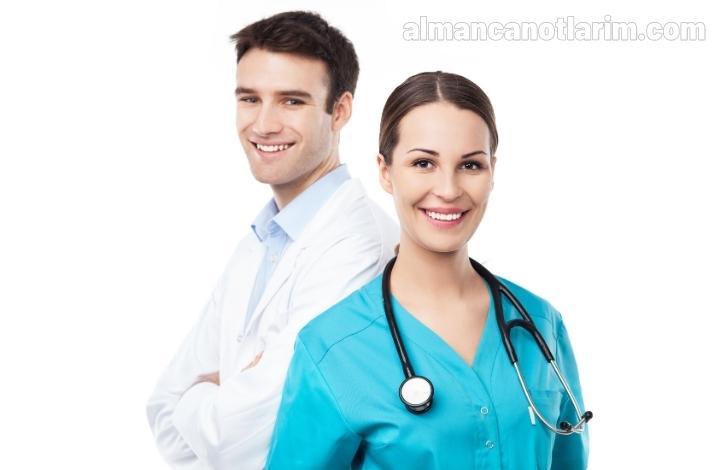 Almanca Doktor - Arzt