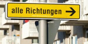 Almanca Yönler